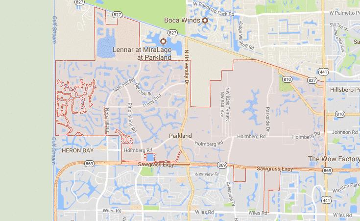 Parkland Florida Map.Pest Control Parkland Fl 33067 24 7 Broward Pest Control