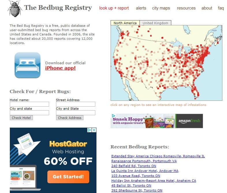 ... Bed Bug Registry Fort Lauderdale Hotels ...